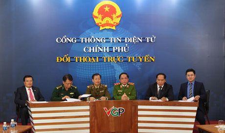 Cong tac dau tranh chong buon lau, gian lan thuong mai va hang gia: Can phai co 'ban tay sach' - Anh 1