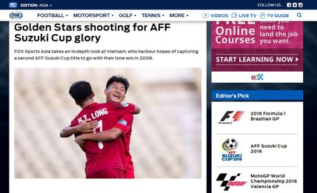 Bao chi chau A dong loat 'dat cua' Viet Nam vo dich AFF Cup 2016 - Anh 2