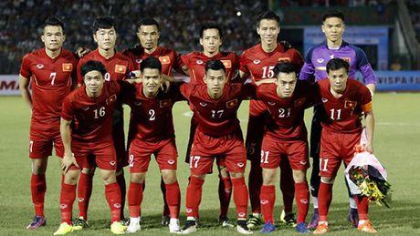 AFF Cup 2016: Tuyen Viet Nam len duong sang Myanmar - Anh 1