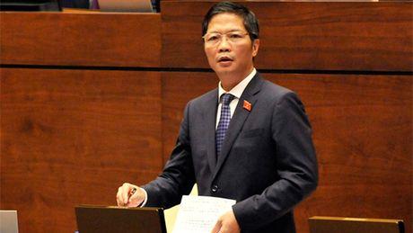 Bo truong Cong Thuong tra loi chat van 8 van de nong dai bieu va cu tri quan tam - Anh 1