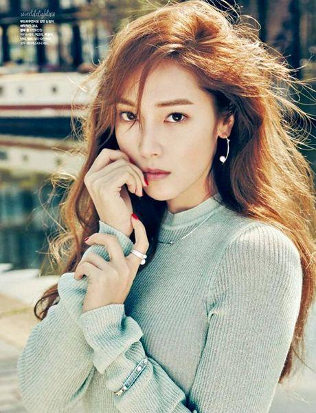 Quan ly cua Jessica Jung phu nhan co lien quan den vu be boi cua Choi Soon Sil - Anh 2