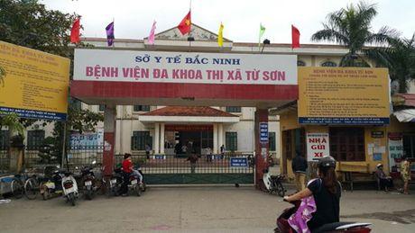 Bac Ninh: Nguoi nha to benh vien lam thai nhi tu vong, san phu phai cat tu cung - Anh 2