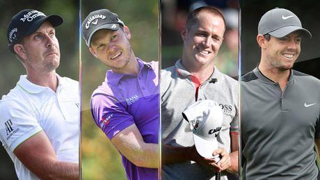 Golf 24/7: Tiger Woods co ban gai moi, cung toc vang - Anh 3