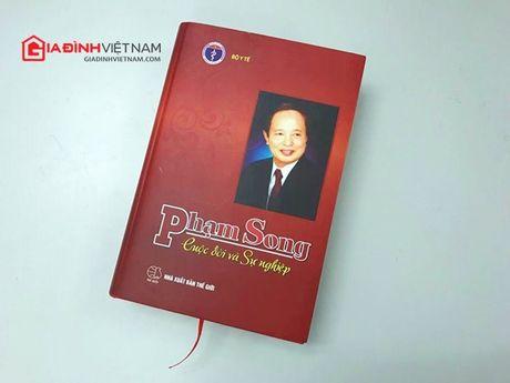 Ra mat sach: 'Pham Song - Cuoc doi va su nghiep' - Anh 2