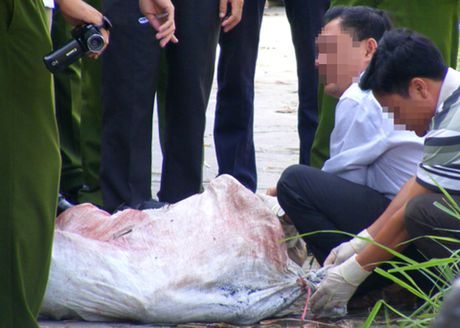 Thanh Hoa: Phat hien thi the giao vien mam non trong bao tai - Anh 1