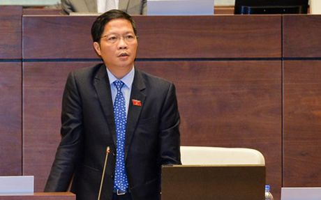 Bo truong Cong Thuong tra loi chat van Quoc hoi nhieu van de 'nong' - Anh 1