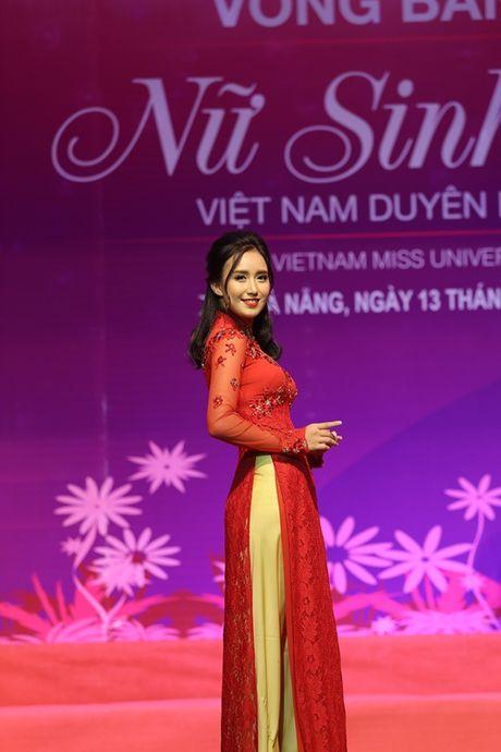 Top 10 thi sinh tai sac nhat mien trung - Tay Nguyen vao chung ket VMU 2016 - Anh 3
