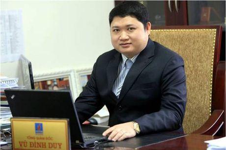 Tam dinh chi cong tac ong Vu Dinh Duy - Anh 1