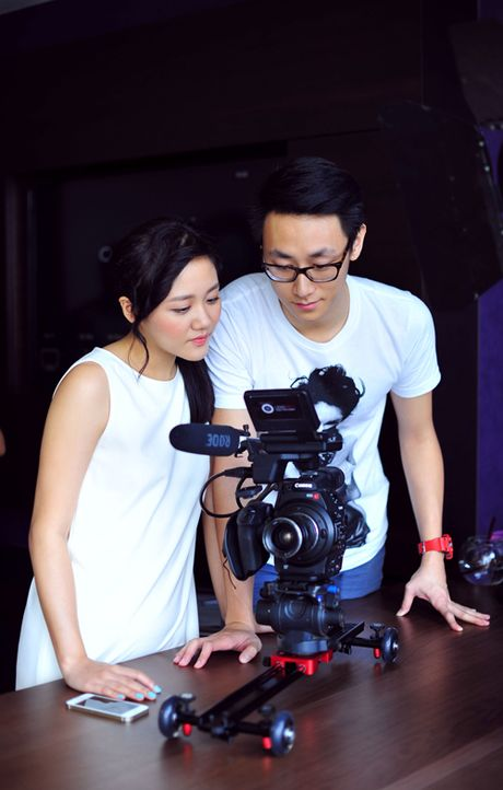 'Ban trai tin don' cua Van Mai Huong lan san ca hat - Anh 2