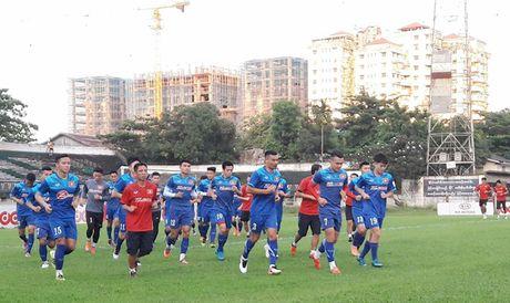 Tuyen Viet Nam co nguy co mat Tuan Anh o tran dau AFF Cup - Anh 1