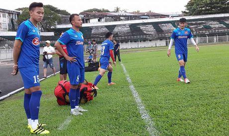 Tuyen Viet Nam co nguy co mat Tuan Anh o tran dau AFF Cup - Anh 5