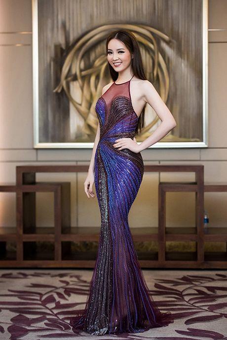 La Thanh Huyen do dang ben dan my nhan Viet - Anh 6