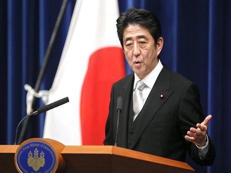 Thu tuong Abe: TPP gap kho khan sau khi ong Trump thang cu - Anh 1