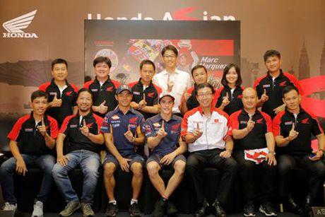 Hang tram xe phan khoi lon tham gia hanh trinh Honda Asian Journey - Anh 4