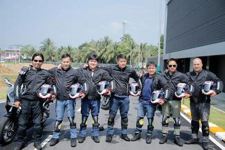 Hang tram xe phan khoi lon tham gia hanh trinh Honda Asian Journey - Anh 5