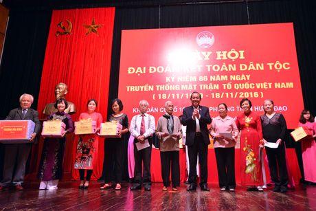 Pho Thu tuong Truong Hoa Binh: Phat huy gia tri van hoa, van minh nguoi Ha Noi - Anh 1