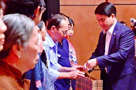 Pho Thu tuong Truong Hoa Binh: Phat huy gia tri van hoa, van minh nguoi Ha Noi - Anh 2