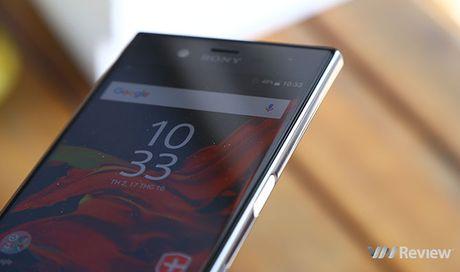 Danh gia Sony Xperia XZ: smartphone Sony tot nhat van chua du - Anh 3