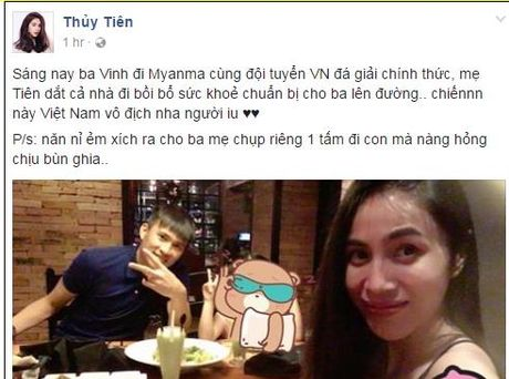 Nguyen nhan khien Thuy Tien tiep tuc bi che trach - Anh 3