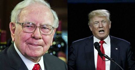 Warren Buffet: 'Ai noi thi truong chung khoan lao doc sau khi Trump thang cu la ngu ngoc!' - Anh 1