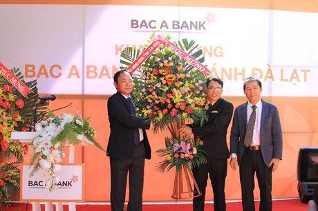 BAC A BANK khai truong Chi nhanh tai Da Lat - Anh 4