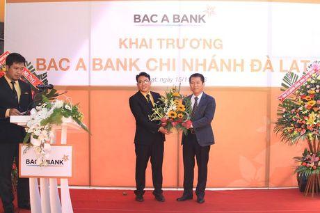 BAC A BANK khai truong Chi nhanh tai Da Lat - Anh 6