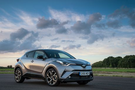 Hinh anh chi tiet cua Toyota C-HR 2017 - Anh 11