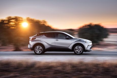 Hinh anh chi tiet cua Toyota C-HR 2017 - Anh 1