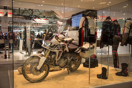 Bung no cac mau moto 'phuot' chuyen dung tai EICMA 2016 - Anh 8