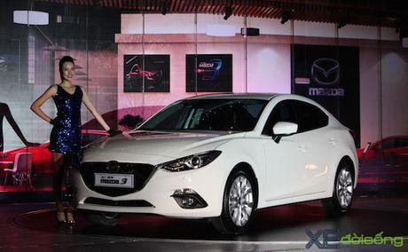 Truong Hai thong bao hon 16 nghin xe Mazda 3 can sua loi tui khi - Anh 1