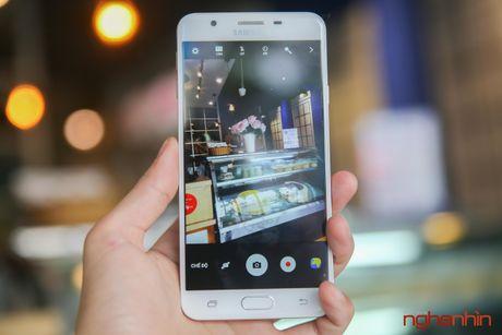 Galaxy On 7 gia 5 trieu: giong J7 Prime nhung manh hon - Anh 1