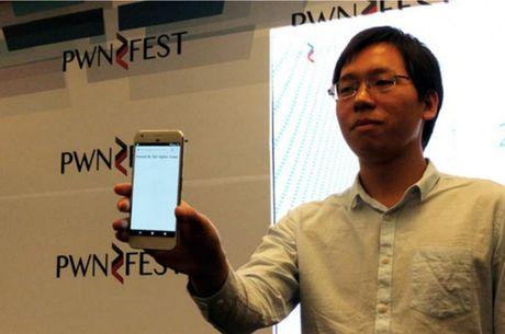Google Pixel bi hack trong 60 giay du 'bao mat nhu iPhone' - Anh 1