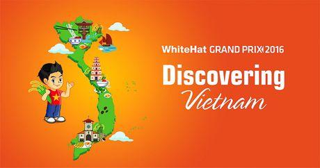 WhiteHat Grand Prix lan thu 2 'Kham pha Viet Nam' - Anh 2