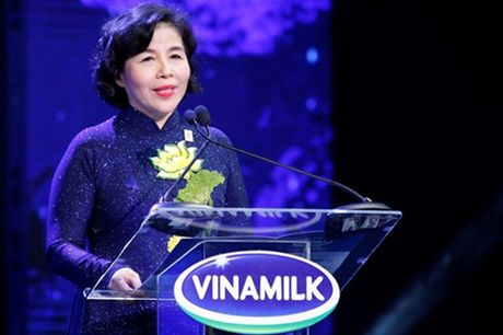 Vinamilk la DN Viet dau tien duoc Forbes Chau A chon vao 50 Cong ty niem yet hang dau khu vuc - Anh 3