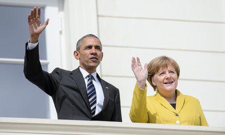 Lo ly do Obama cong du chau Au sau khi Donald Trump dac cu - Anh 1