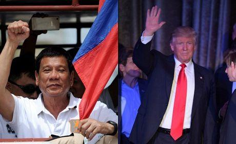 Donald Trump dac cu, Philippines muon tiep tuc mua sung cua My - Anh 1
