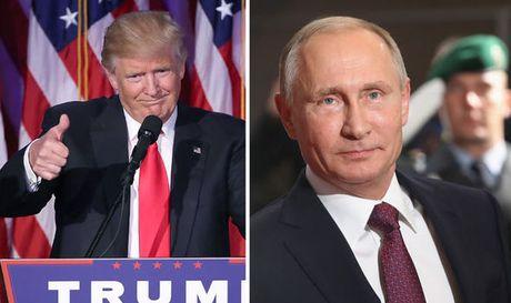 Anh se no luc ngan Donald Trump hop tac voi Nga ve Syria - Anh 1