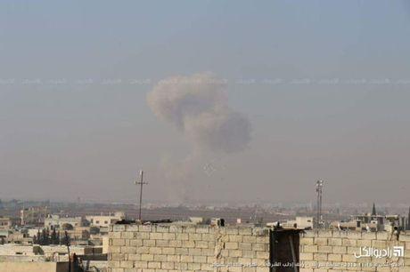 Nga lai phong 'than chet' Kalibr vao phien quan Syria - Anh 1