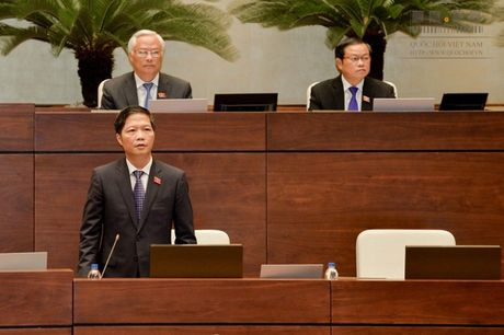 Bo truong Bo Cong Thuong tra loi chat van ve 5 du an thua lo - Anh 3