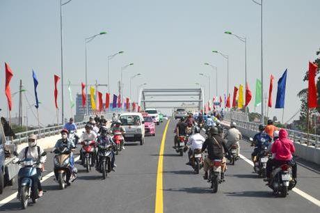 Dieu chinh du an Phat trien giao thong do thi Hai Phong - Anh 1