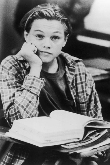 Ve dep ngay tho thoi tre cua Leonardo DiCaprio - Anh 2
