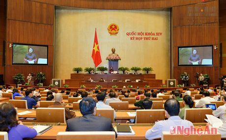 Dai bieu Hoang Thu Trang: 'Cu tri quan ngai ve chat luong hau kiem tai cac du an co nguy co ve moi truong' - Anh 3