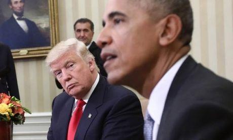 Obama noi Trump se nhanh chong dieu chinh tinh khi - Anh 1