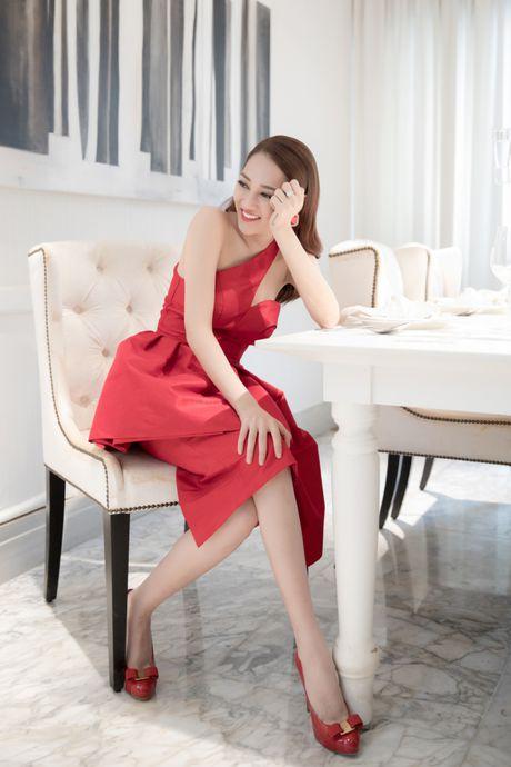 Ho Quang Hieu 'ghen ra mat' khi Bao Anh cong khai yeu Vo Canh - Anh 4