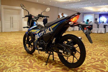 Suzuki Raider R150 the he moi gia tu 49 trieu dong tai Viet Nam - Anh 4