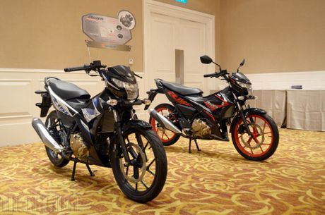 Suzuki Raider R150 the he moi gia tu 49 trieu dong tai Viet Nam - Anh 5