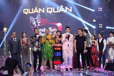 Hoc tro Dam Vinh Hung - Duong Trieu Vu gianh quan quan 'Tuyet dinh song ca' - Anh 1