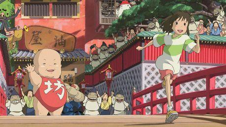 Cha de 'My Neighbor Totoro' tro lai voi phim moi - Anh 2