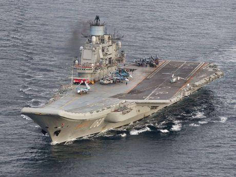 Chien dau co MiG-29 cua Nga roi xuong bien Dia Trung Hai - Anh 1