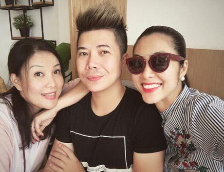 Tang Thanh Ha pha le di su kien ung ho cuu nguoi mau Minh Anh - Anh 1